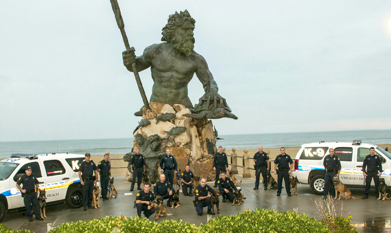 Virginia Beach Police Foundation Mission